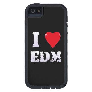 MÚSICA - CORAZÓN EDM de I - caso del iPhone 5/5S iPhone 5 Carcasas