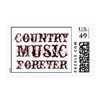 música country para siempre sello
