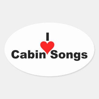 Música de Bluegrass Canciones de la cabina I del Colcomanias De Oval