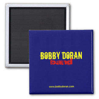 Música de Bobby Doran - imán cuadrado