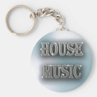 Música de la casa llavero