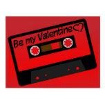 Música de la tarjeta del día de San Valentín Postales