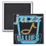Música de los azules del Imán-Jazz