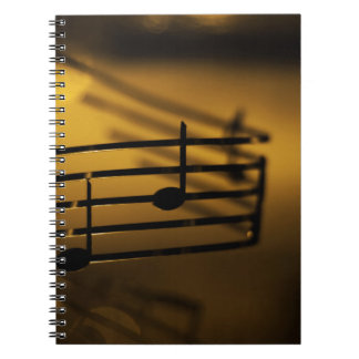 Música de oro de la música de la música de la músi libreta