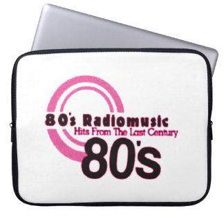 música de radio de los años 80 fundas computadoras