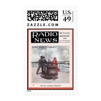 Música de radio en Asbury Sello