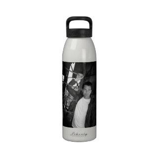 Música de Ryan Kelly - botella de agua de la liber