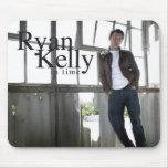 Música de Ryan Kelly - Mousepad - cubierta del álb Tapete De Ratón