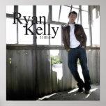 Música de Ryan Kelly - poster - cubierta del álbum