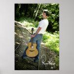 """Música de Ryan Kelly - poster """"firmó"""" - pistas"""