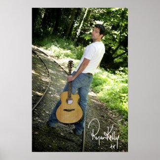 Música de Ryan Kelly - poster firmó - pistas