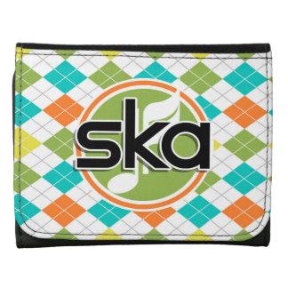 Música de Ska; Modelo colorido de Argyle