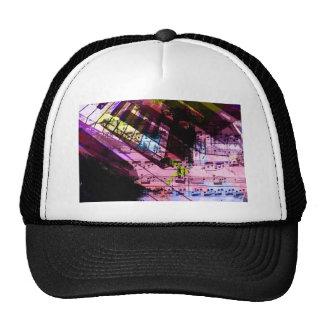música, decoración del piano (9) gorra