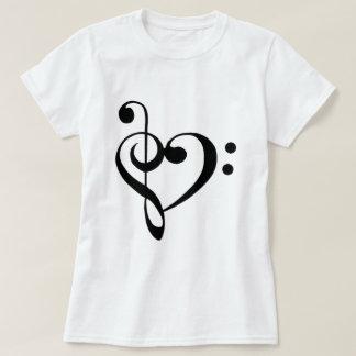 Música del corazón I Playera