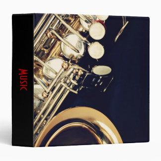 Música del saxofón