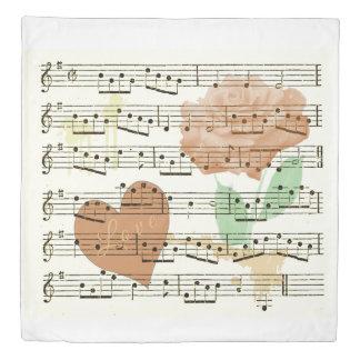 Música del vintage del amor