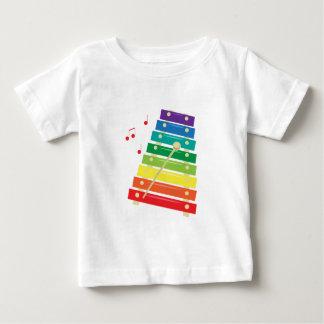 Música del xilófono camiseta