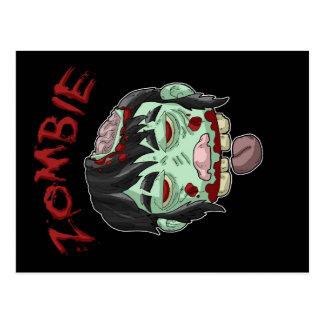 música del zombi (menos) postales