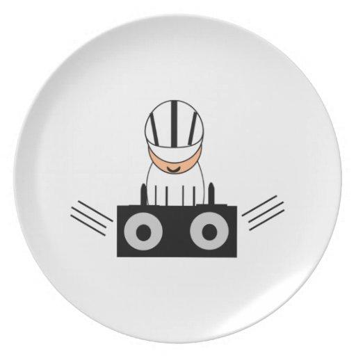 Música DJ Platos Para Fiestas