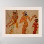Música egipcia antigua posters