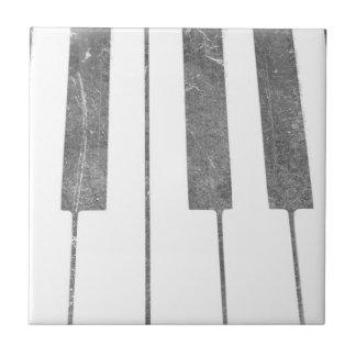 música eléctrica del rasguño del grunge de las lla azulejo cerámica
