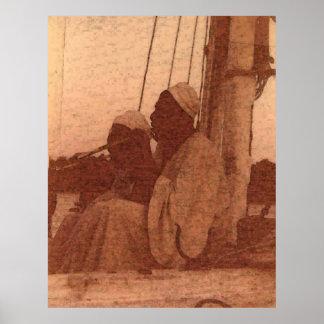 Música en el Nilo Impresiones
