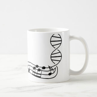 Música: está en mi DNA Tazas De Café