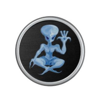 música extranjera 011 de la meditación altavoz con bluetooth