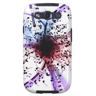Música Samsung Galaxy S3 Carcasas