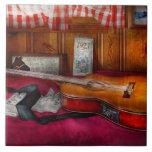 Música - guitarra - que sensación del país viejo azulejo ceramica