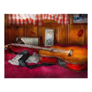 """Música - guitarra - que sensación del país viejo folleto 8.5"""" x 11"""""""