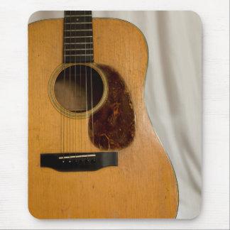 Música hermosa--Abuelo Martin Alfombrilla De Ratón