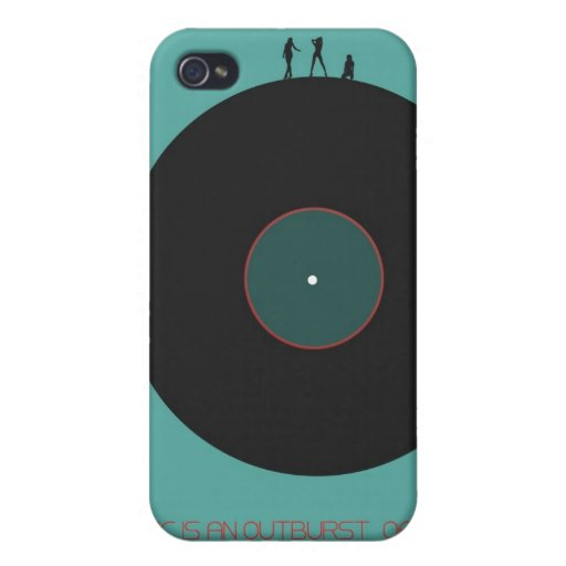 Música iPhone 4/4S Funda