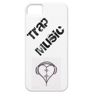Música IPhone 5 de la trampa Funda Para iPhone 5 Barely There