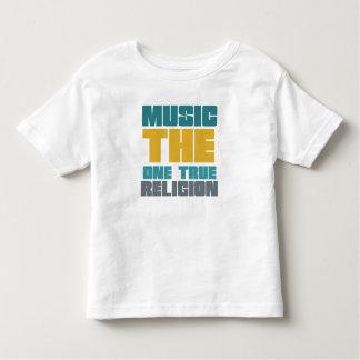 Música - la una religión verdadera playera