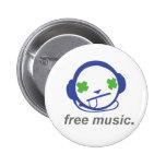 música libre, jammie libre pin