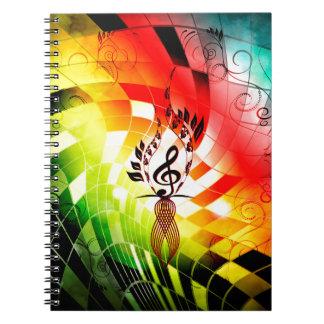 Música Cuaderno