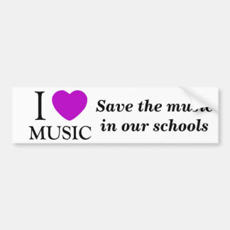 Música Lover_ Pegatina Para Auto
