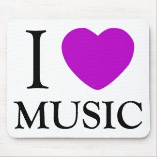 Música Lover_ Tapetes De Raton