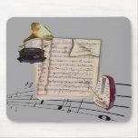 Música Mousepad Tapete De Raton