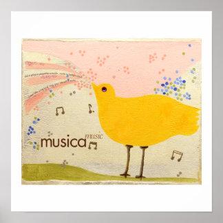 Musica:Music Bilingual Poster
