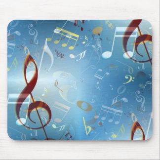 ¡Música, música, música! Alfombrilla De Raton
