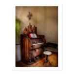 Música - órgano - oiga la alegría tarjetas postales