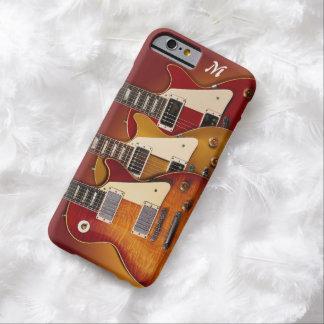 Música para U Funda Barely There iPhone 6