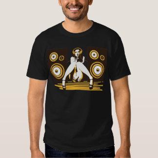 Música por favor camisas