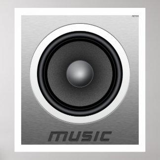 Música Póster