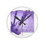 música purple.png de la palabra del rap de la guit reloj