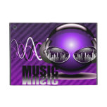 Música que bombea en mis oídos iPad mini funda