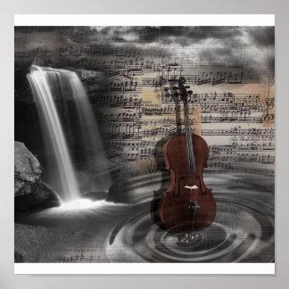 Música real impresiones