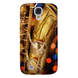 Música - saxofón - muy saxxy funda samsung s4